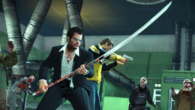 Update Dead Rising 1 And 2 Coming To PS4 Xbox One And